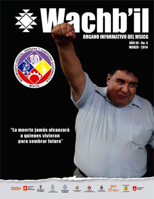 Revista Wachb'il No. 4