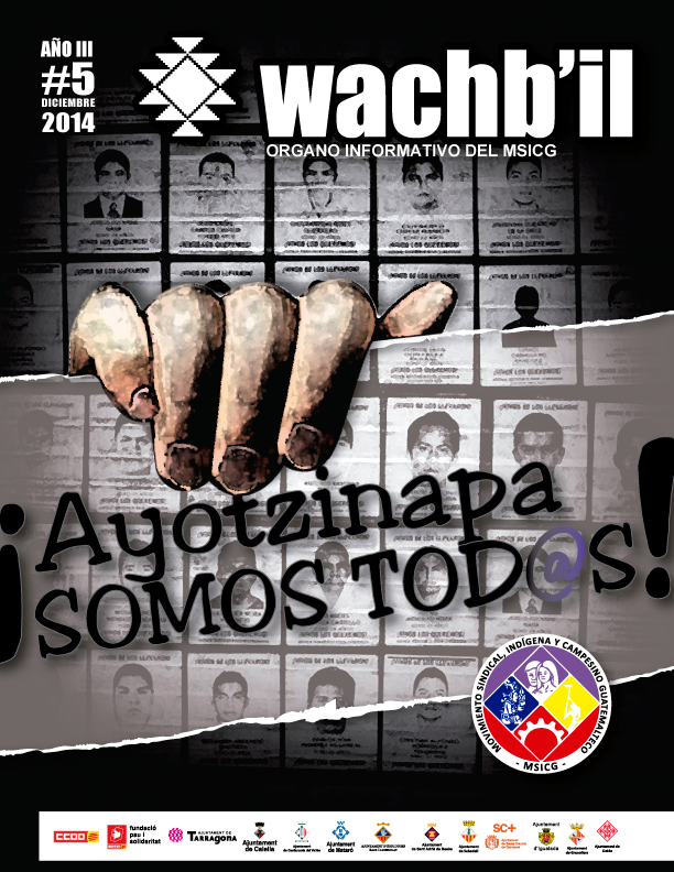 Revista Wachb'il No. 5